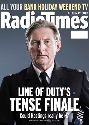 Line of Duty cover