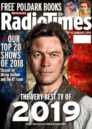 Best TV of 2019 Cover