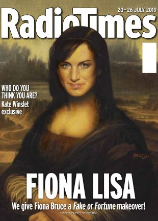 Fiona Bruce Cover