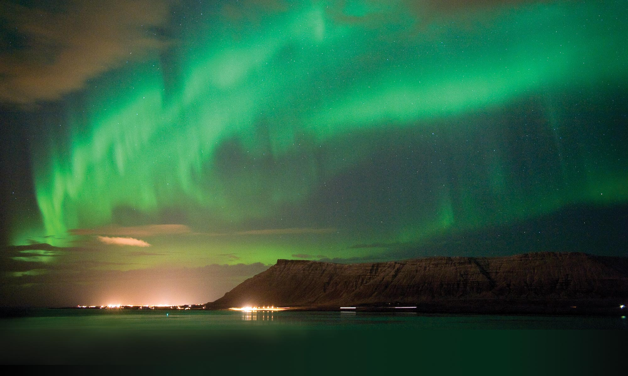 iceland and the northern lights radio times travel. Black Bedroom Furniture Sets. Home Design Ideas