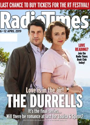 The Durrells Cover