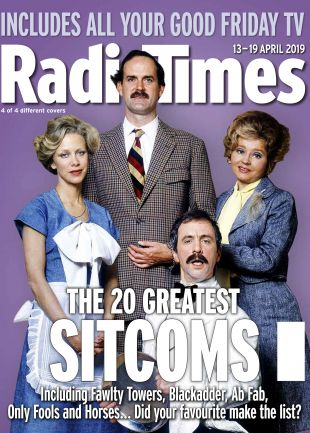 Best of Sitcoms cover