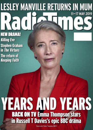 Emma Thompson cover