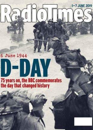 D-Day Memorial cover