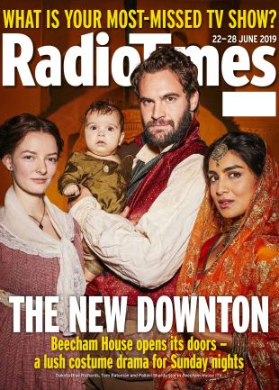 The New Downton Cover