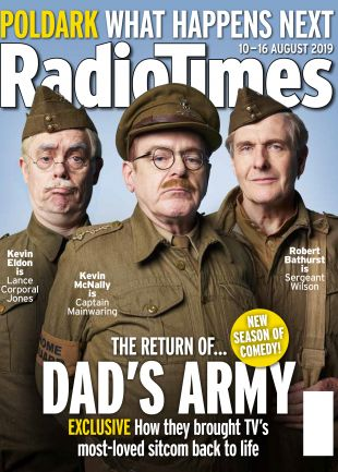 The Return of Dad's Army Cover