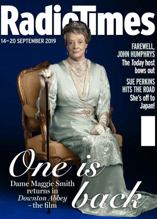 Dame Maggie Smith Cover