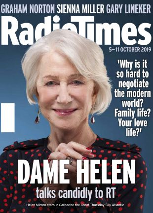 Helen Mirren Cover