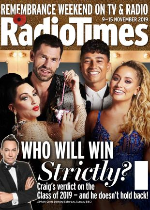 Strictly Dancing Cover