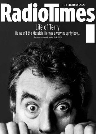 Terry Jones Cover