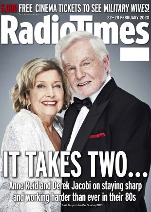 Anne Reid & Derek Jacobi Cover