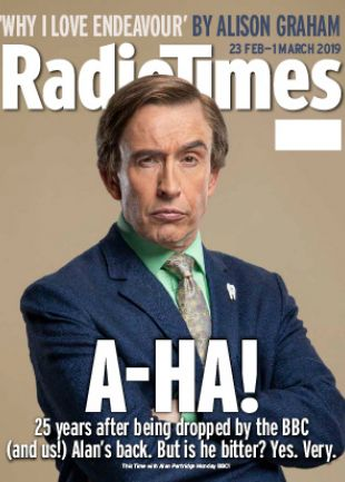 Alan Partridge Cover
