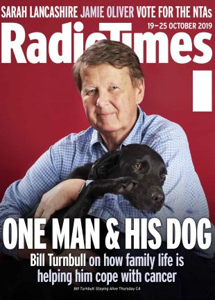 Bill Turnbull Cover