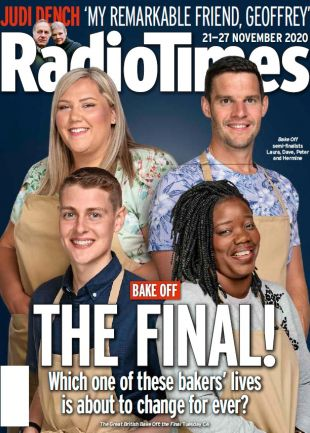 Week 48 - Bake Off  Final cover