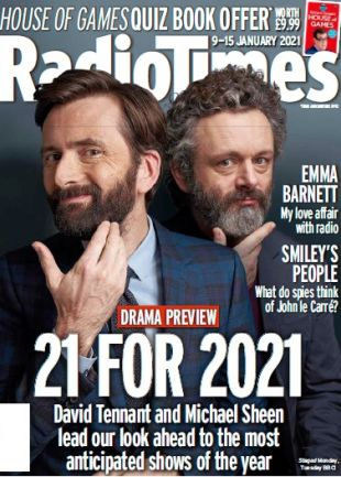 Week 2 2021 cover - 21 for 2021