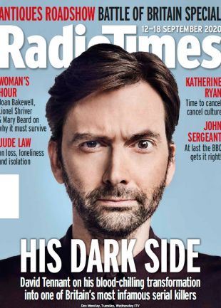 David Tennant week 38 cover