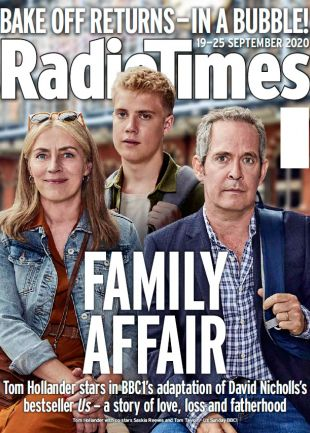 Tom Hollander Family Affair cover week 39