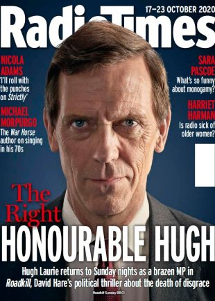 Hugh Laurie cover week 43