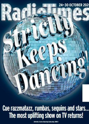 Week 44 Strictly Keeps Dancing cover