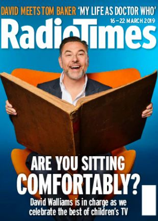 David Walliams Cover