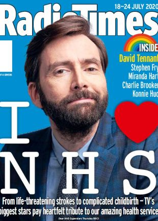 I Love the NHS cover