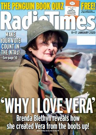 Vera cover week 3 on sale 7th January 2020