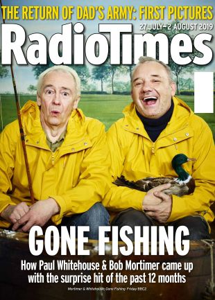 Mortimer & Whitehouse Cover - For insert offers visit radiotimes.com/holidayinsert