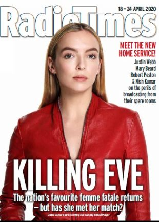 Killing Eve series 3 cover