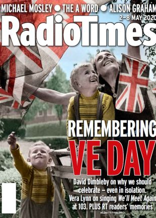 VE Day cover