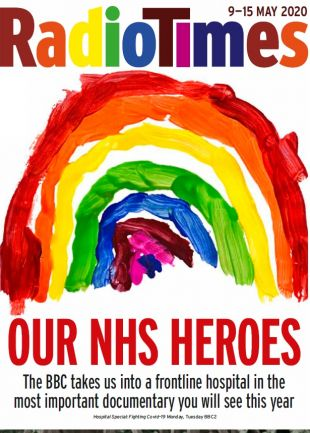 Our NHS Heroes cover