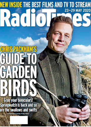 Springwatch cover