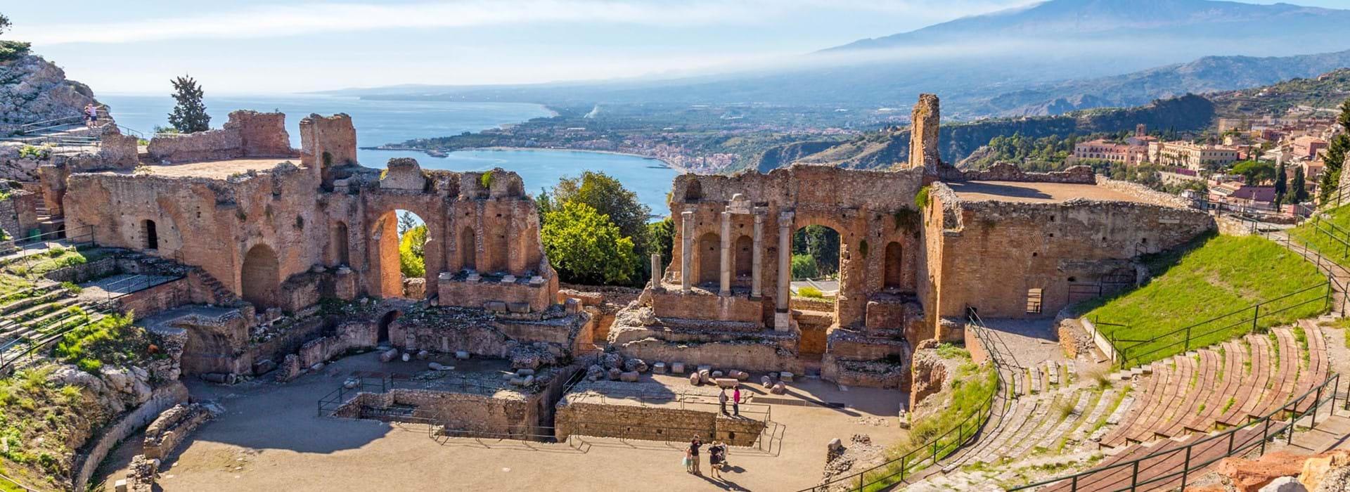 Etna, Taormina & Classic Sicily | Radio Times Travel